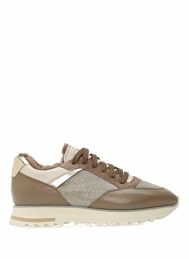 Santoni Sneakers Altın